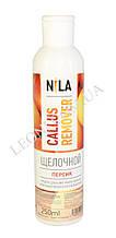 Персиковый щелочной ремувер NILA