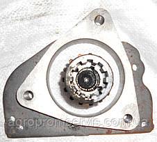 Плита переходная под редукторный стартер МТЗ,ЮМЗ пускового  двигателя ПДМ-10, фото 2