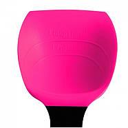 Силиконовая мерная ложка Supoon Dreamfarm (розовая), фото 2