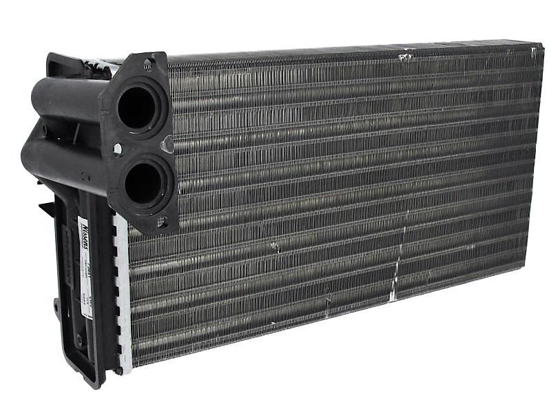Радиатор печки Mercedes Sprinter 1995-2006 (АКПП  348x180x42)