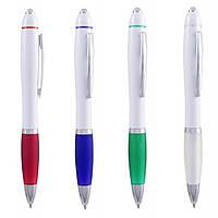 Ручка пластиковая с фонариком