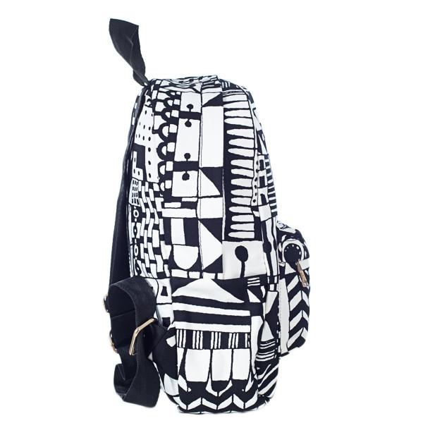 Рюкзак Mayers молодежный с абстрактным принтом и логотипом, 7.5 л, фото 5