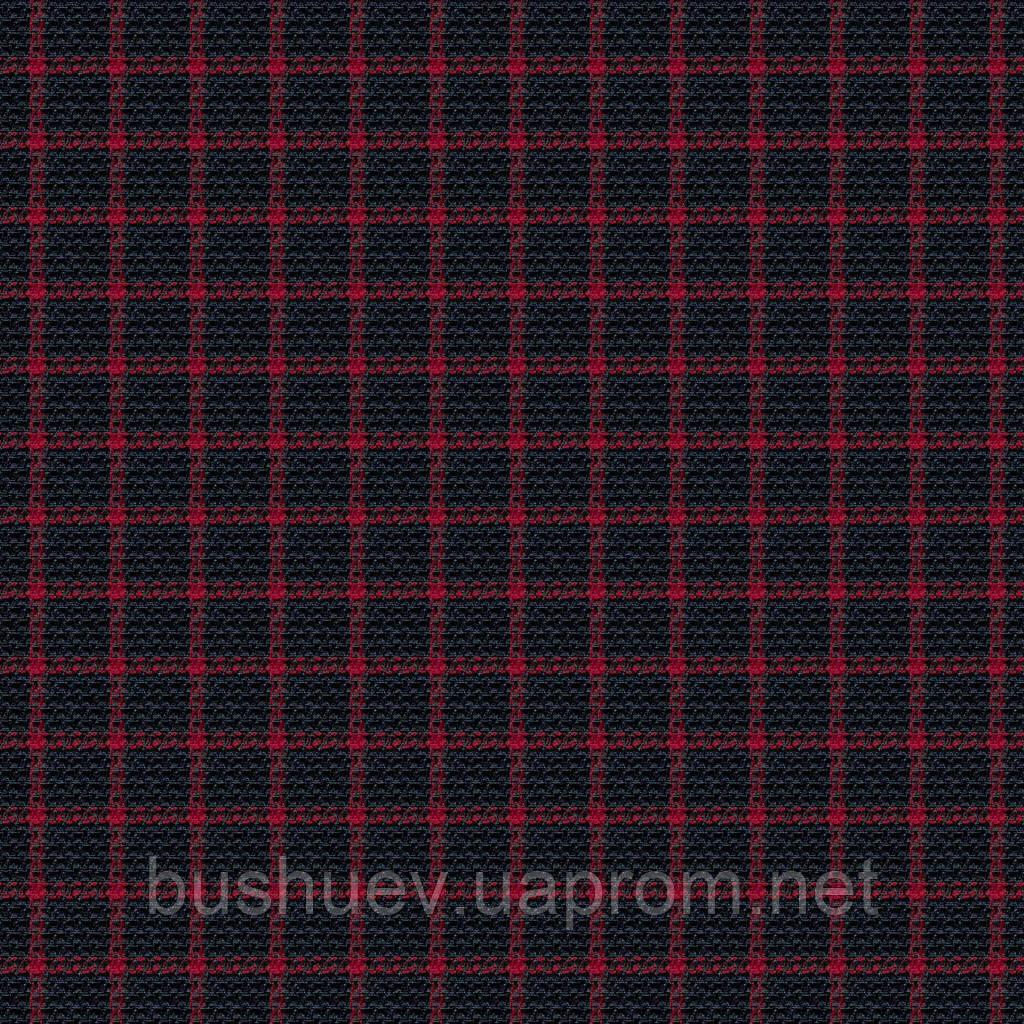 Ткань костюмная в клетку (3347)