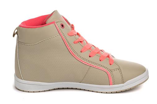 Кросівки жіночі Haver star grey pink 40, фото 2