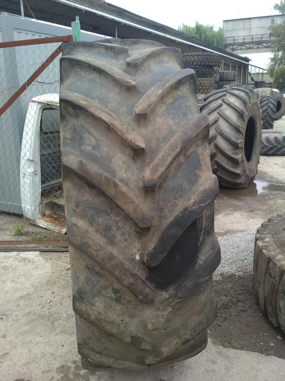 Шина б/у 650/85R38 Michelin  MachXbib для тракторов