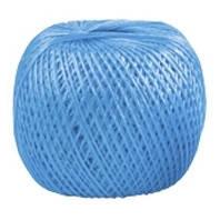Шпагат полипропиленовый синий 60 м 1200 текс Сибртех 93973