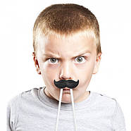 Палочки для суши Stache Sticks Mustache Fred&Friends, фото 2