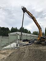 Демонтаж зданий, сооружений, земляные работы, аренда спецтехники