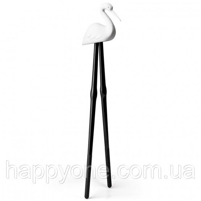 Палочки для суши Master Crane Qualy (белый-черный)