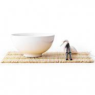 Палочки для суши Master Crane Qualy (белый-черный), фото 3