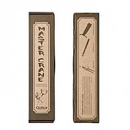 Палочки для суши Master Crane Qualy (белый-черный), фото 4