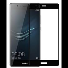 Защитное стекло OP Full cover для Huawei P9 черный