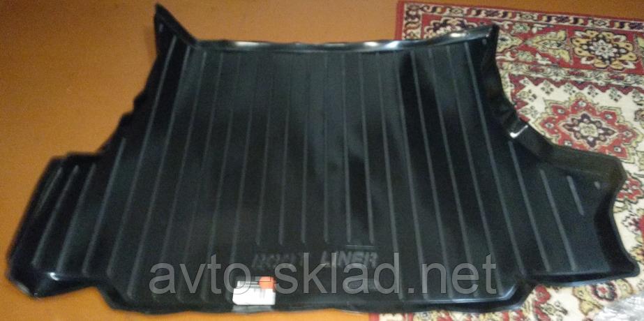 Коврик багажника высокий 2108, 2109, 21099 Москва резинопластик