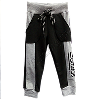 Поступление спортивных детских трикотажных штанов