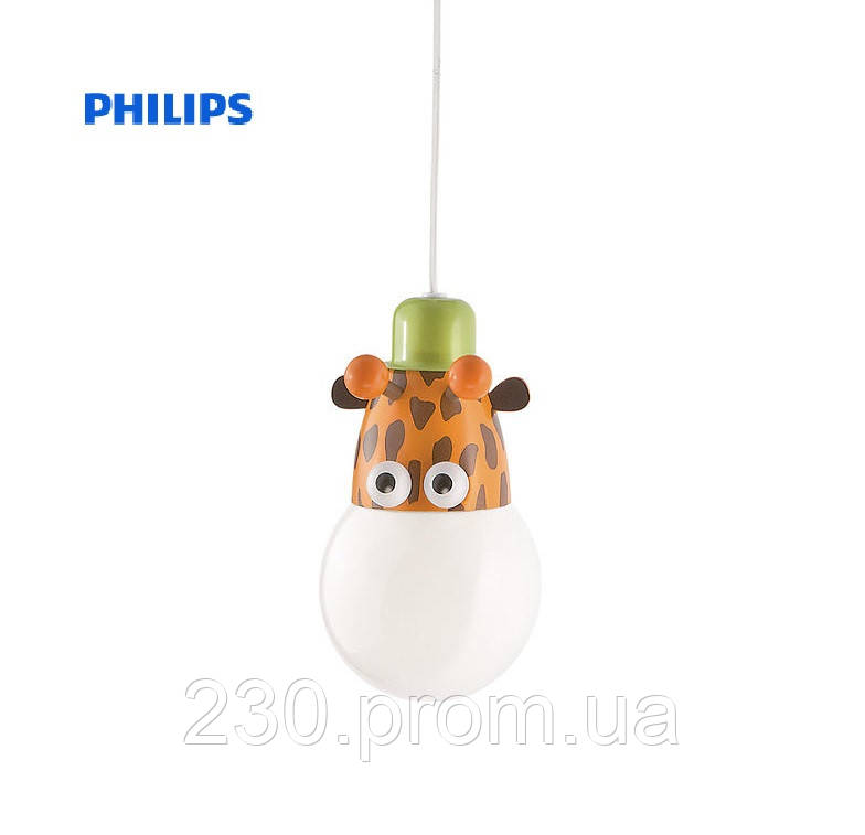 Детская люстра Жираф Бельгия эко
