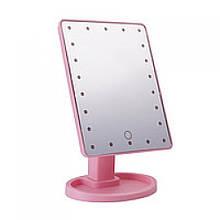 Зеркало для макияжа Magic Makeup Mirror R86668 с LED-подсветкой