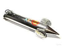 Торпеда-ракета для завоза снастей под лед