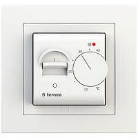 Терморегулятор terneo mex  unic (белый)