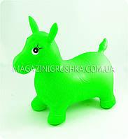 Прыгуны-лошадки для детей - 3 цвета MS 0001 Салатовый