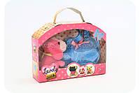Игровой набор «Щенок с сумочкой» - 2 вида Розовый