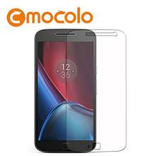 Защитное стекло Mocolo 2.5D для Motorola Moto G4 Plus прозрачный