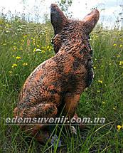 Садовая фигура Лисенок , фото 3