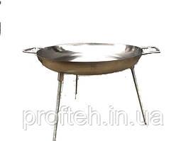 Сковорода для пікніка з нержавіючої сталі