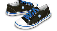 Кеды для мальчика кроссовки Кроксы текстильные оригинал / Crocs Kids' Hover Sneak