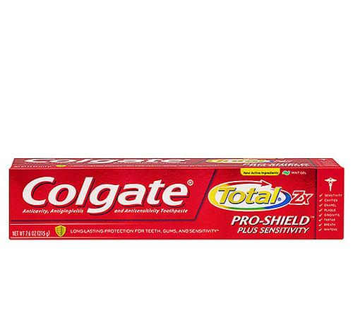 Colgate Total Zx Pro-Shield Plus Sensitivity 7,6 Oz (215 g) зубная паста