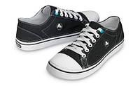 Кеды для подростка кроссовки Кроксы текстильные оригинал / Crocs Men's Hover Lace-Up Sneaker