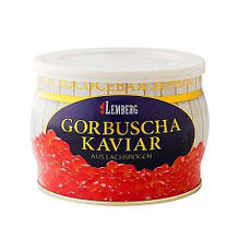 Икра лососевая Lemberg «Gorbuscha»(Горбуша), 500 г