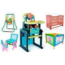 Детская мебель. Текстиль.