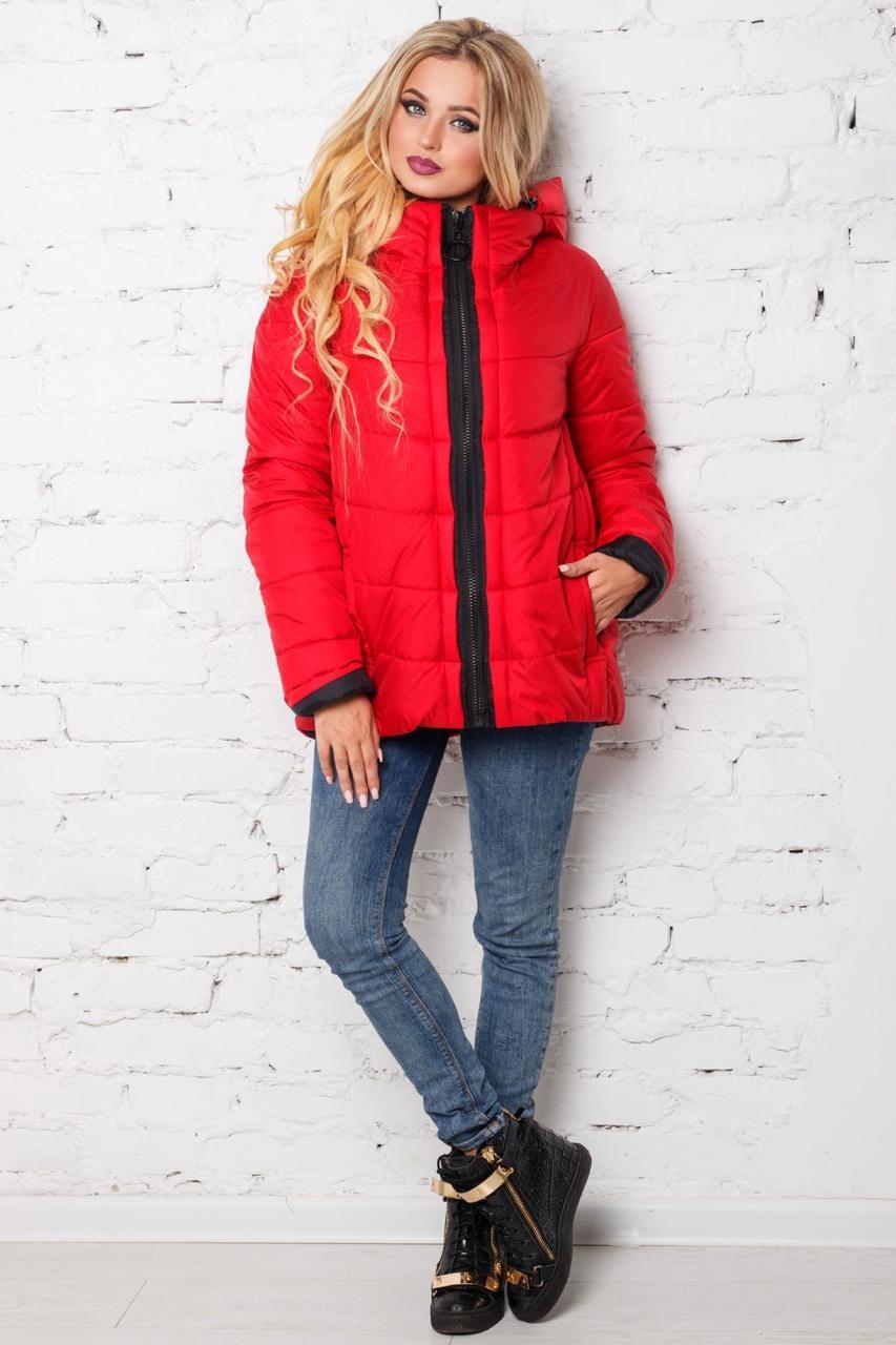 Демисезонная куртка женская с 44 по 56 размер 3цвета