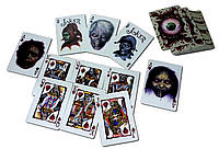 Покерные карты Bicycle Zombified USPCC (krut_0685)