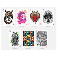 Покерные карты Playing Arts Edition One USPCC (krut_0730)
