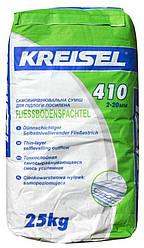 Самовыравнивающаяся смесь Крайзель (Kreisel) 410, 25 кг