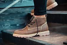 """Зимние ботинки на меху South Jaston """"Brown"""" (Коричневые), фото 2"""