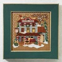 Набор для вышивки Mill Hill General Store (2007) Christmas Village Series