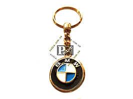Брелок Mine BMW золото - Брелок для ключей БМВ