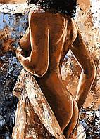 Алмазная мозаика 50 х 40 см Муза художника на подрамнике (арт. TN720) Алмазная техника, фото 1