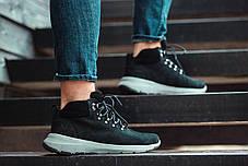 """Зимние ботинки-кроссовки на меху South Tactic """"Черные"""", фото 2"""
