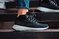 """Зимние ботинки-кроссовки на меху South Tactic """"Черные"""", фото 3"""