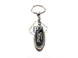 Брелок Mine Ford серебро - Брелок для ключей Форд