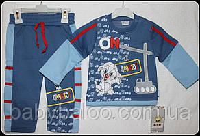 Костюм для хлопчика вишивка Долматинці (від 1 до 4 років) начісування - арт.67659984