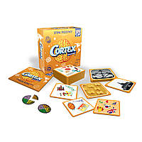 Настільна гра - CORTEX CHALLENGE НАВКОЛО СВІТУ (90 карток, 24 фішки)