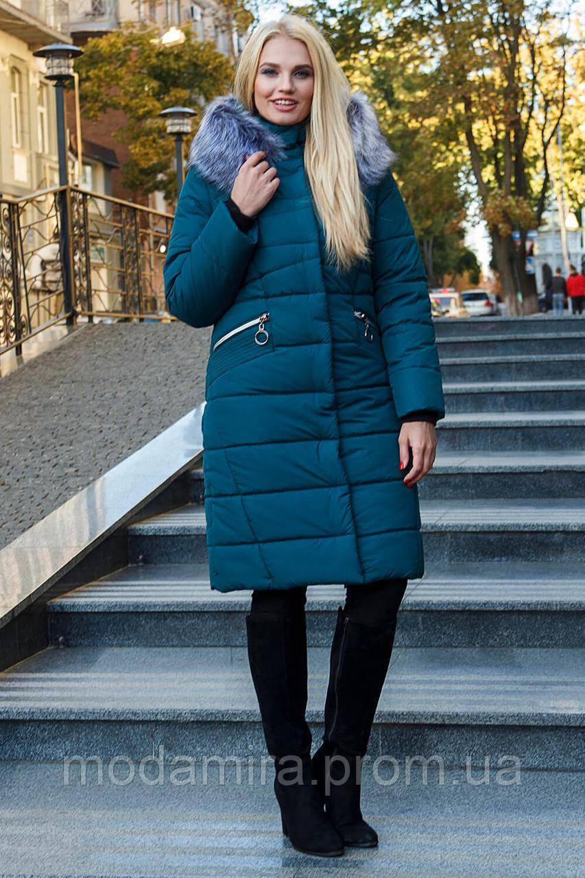 f9386c1893ff9f Женское, теплое, красивое, зимнее,модное, полу - пальто,- пуховик ...
