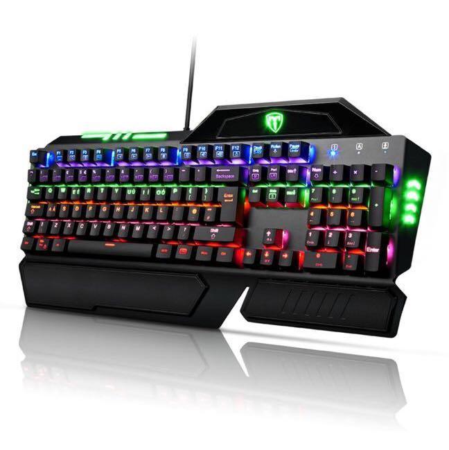 "Клавиатура Easterntimes Tech I-800 Mechanical Gaming Keyboard ""Over-Stock"""