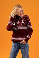 Женский свитер (р.46-50) купить оптом