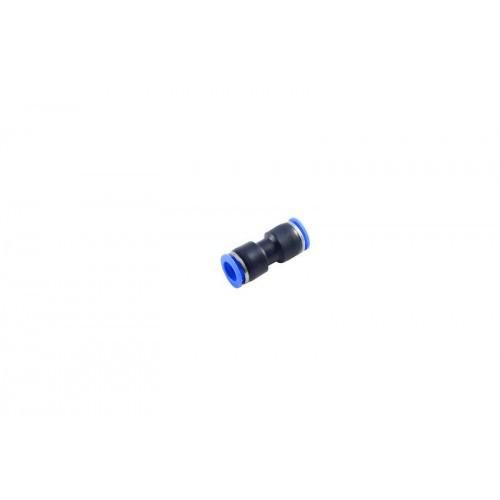 Фитинг-переходник для пластиковых трубок 4 x 4мм