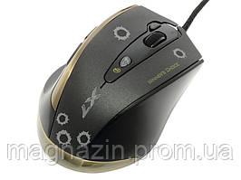Лазерная мышка A4Tech F3 V-Track USB (цвет черный)